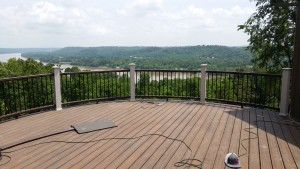 Trex decks Cincinnati Ohio